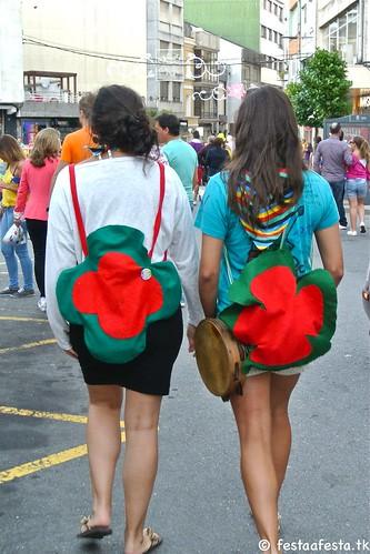 Festa da Dorna Ribeira 2014 - Eleghante estilaso dorneiro 14