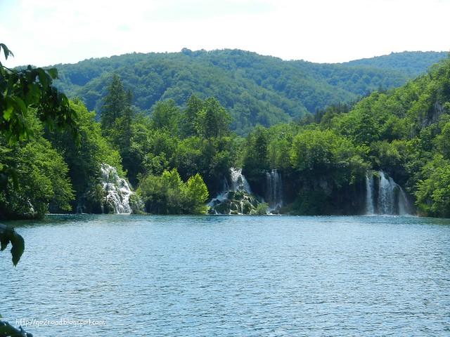 Водопады Плитвицких озер