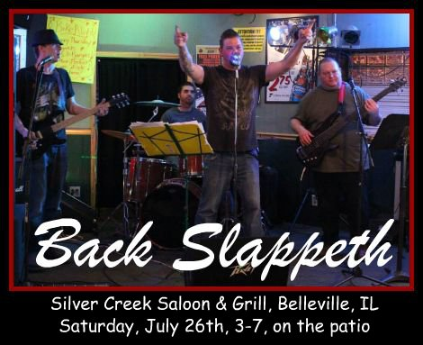 Back Slappeth 7-26-14