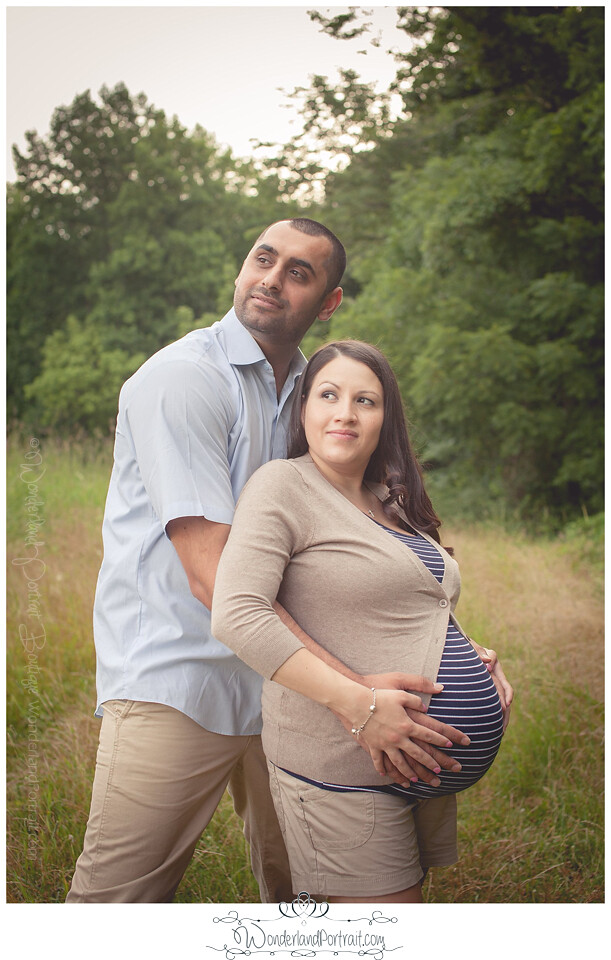Bucks County PA Maternity Photography WonderlandPortrait.com