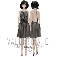 Valentina E. Sophia Dress For The Dreaming Tree!