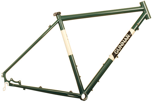 "<p>Gunnar Grand Disc in British Racing Green with Panda Panels - perfect for touring with the wet braking benefits of disc brakes, which also reduce wear and tear on rims.  Comes with 3 sets of water bottle bosses plus double rear eyelets.  <a href=""http://gunnarbikes.com/site/bikes/grand-disc/"" rel=""nofollow"">Learn more . . .</a></p>"