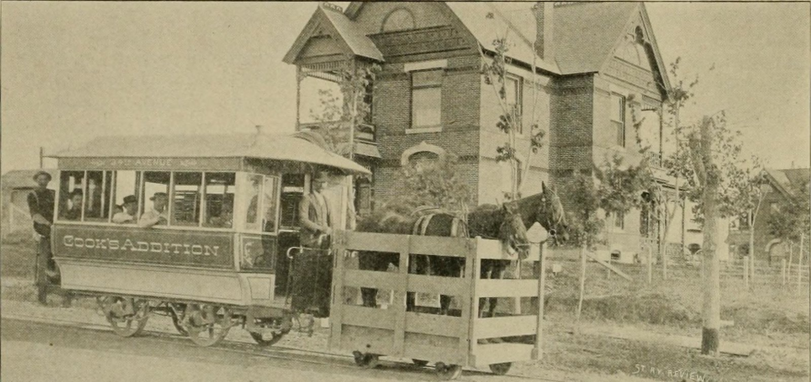 "Image from page 265 of ""The street railway review"" (1891)"