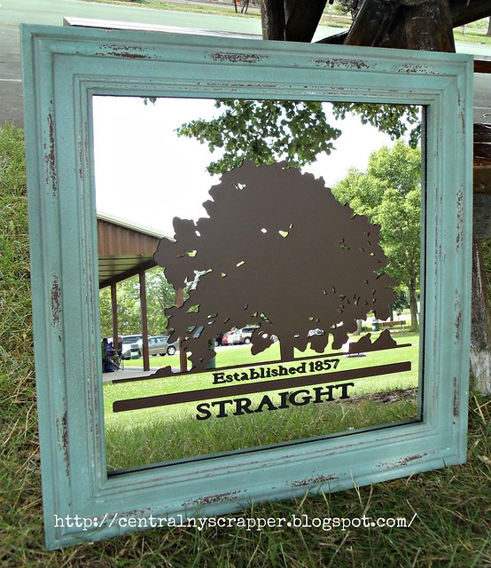 Family Reunion Mirror