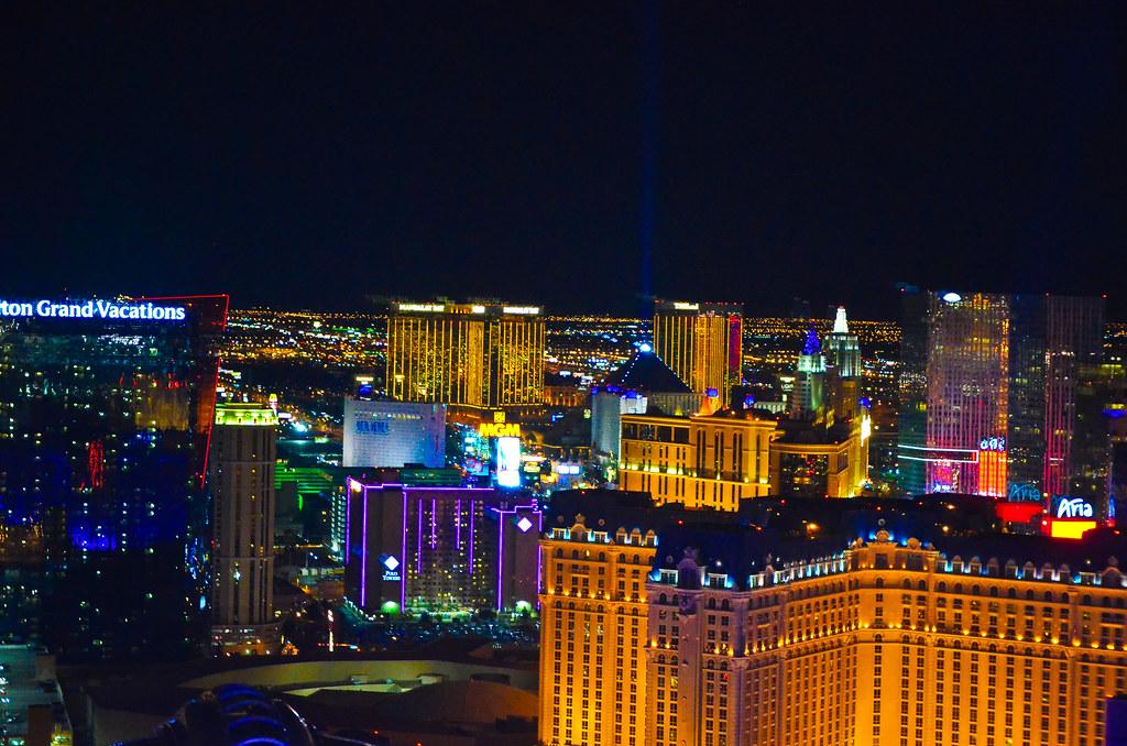 World's tallest Ferris wheel  in Las Vegas - The Strip