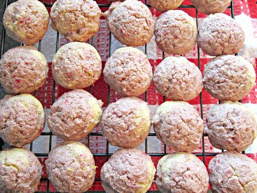 Raspberry Lemon Sugar Cookies