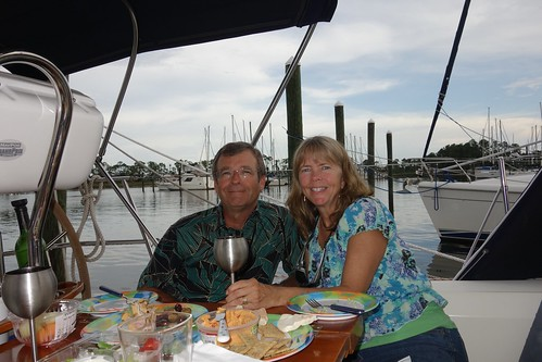 Mark and Mary - New owners of Moondance