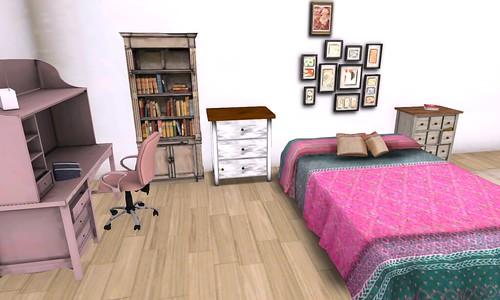 Kasumi's Room