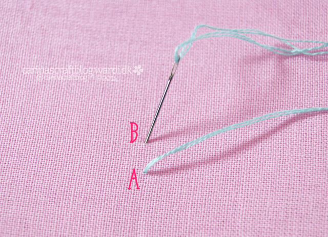Granito stitch tutorial