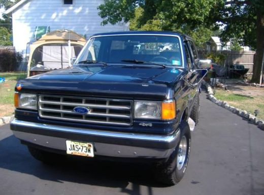 1988 Ford Bronco 5.8L