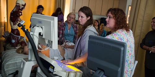 3D4D Ultrasound Lab