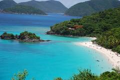 Trunk Bay, St. John US Virgin Islands