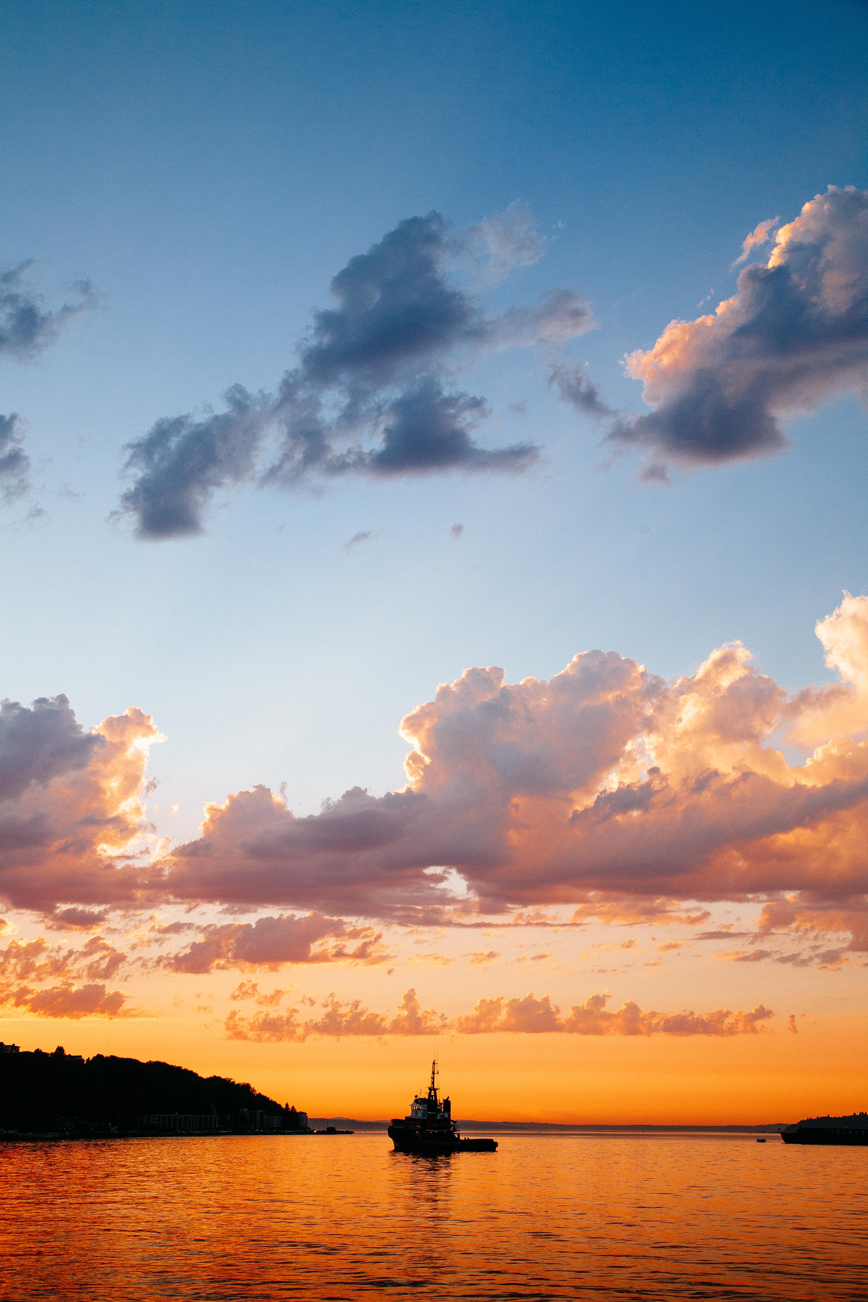 Seattle Sunset 15