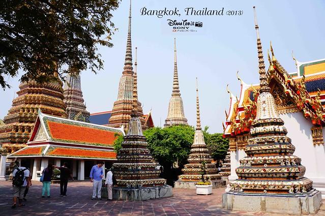 Bangkok 2013 Day 2 - Wat Pho 07