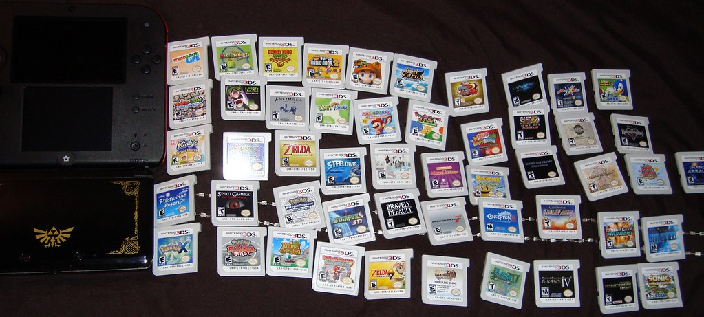 Nintendo 3DS Collection of 2403 decrypted 3DS ROMs [Torrent] [1TB] 14694258582_5ee8f19a1f_b