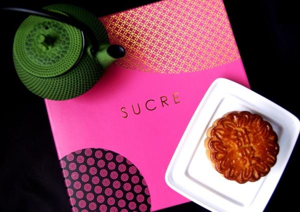 SUCRE 'Art Box' Mooncake Gift Set (Limited edition) - Alvinology