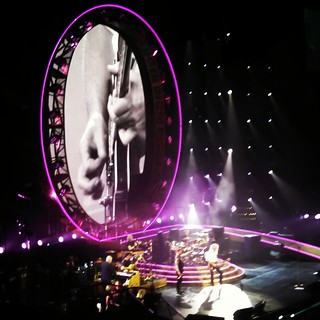Amazing show! Queen + Adam Lambert at The Garden!