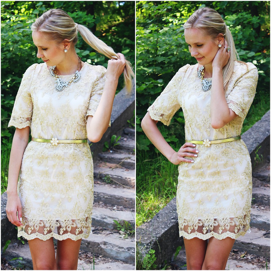 gold-color-lace-dress-cichic