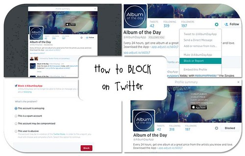 How To Block On Twitter