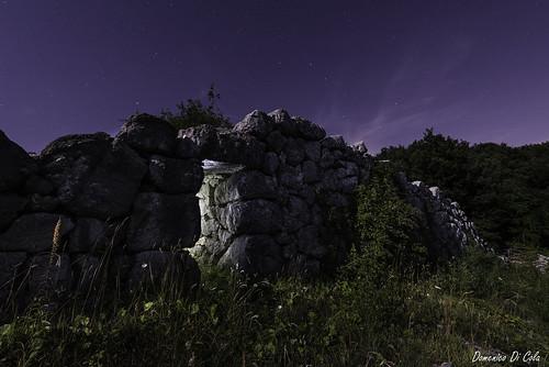 Mura Megalitiche with Ursa Major