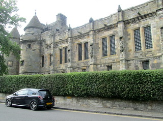 Falkland Palace in Fife