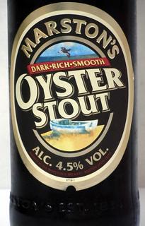 Marson's Oyster Stout