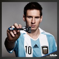Messi Gillette Ad