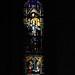15 - Auvers-sur-Oise Eglise Notre-Dame de l'Assomption Vitrail Jeanne d'Arc ©melina1965
