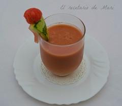 gazpacho de sandía 1