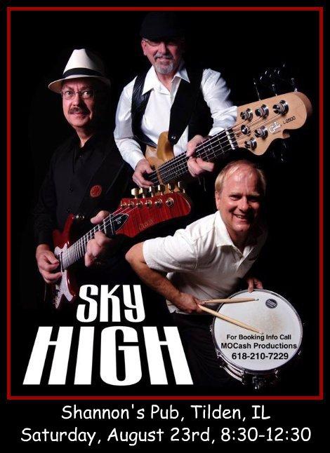 Sky High 8-23-14