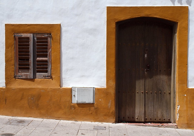 Old home in ibiza town flickr photo sharing for Ibiza classic house