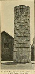 """Image from page 17 of """"Concrete stave silos, Brooks patent;"""" (1917)"""