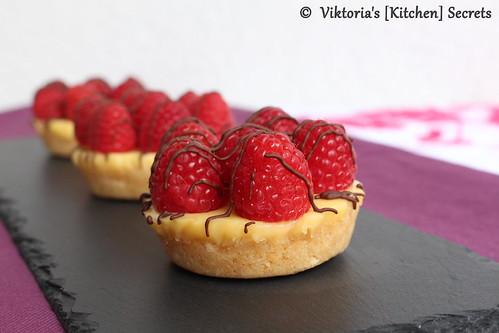 Himbeer- Zitronen- Törtchen, Viktoria's [Kitchen] Secrets
