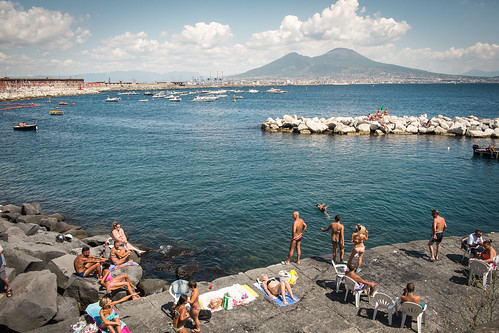 "Napoli from the book ""Tropico del Cancro"" by Henry Miller"
