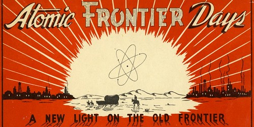 Atomic Frontier Days, Richland Washington, booklet, Sep 1948