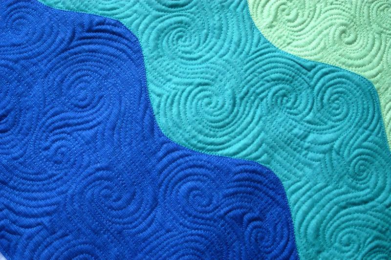 Ewan's baby quilt