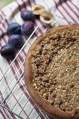 Plum cake - zwetschgen kuchen