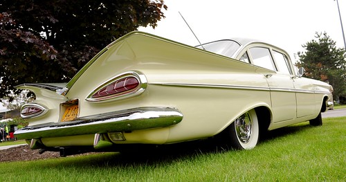 ny cars chevrolet college car nikon antique rochester valley roberts 1855mm nikkor society vr fins genesee afs 1959 wesleyan dx 54th f3556g d5000 nikonafsdxnikkor1855mmf3556gvr