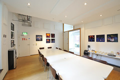 Garden room - perfect for training sessions and presentations