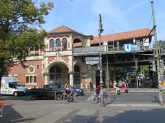 Berlin: U-Bahnhof Schlesisches Tor