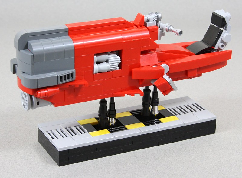 Retro Speeder