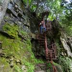 Stairway to Spirit Rock