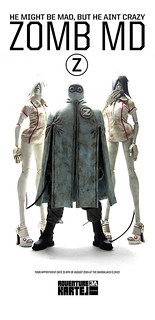threeA –【ZOMB MD & NURS】Adventure Kartel 醫療殭屍醫生 & 護士