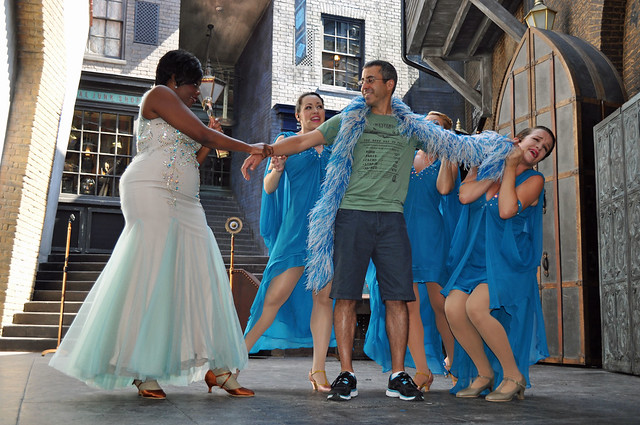 Watch Out.....Celestina is about ....!