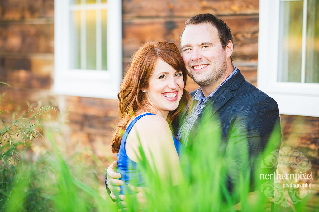Kendra & Jarrett's Engagement Session - Prince George BC