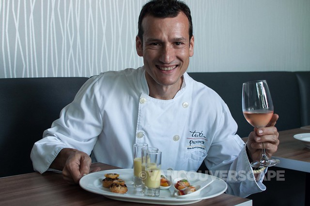 Provence Marinaside Executive Chef Jean-Francis Quaglia