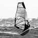 Windsurfer, Lee On Solent (3) by scalespeeder