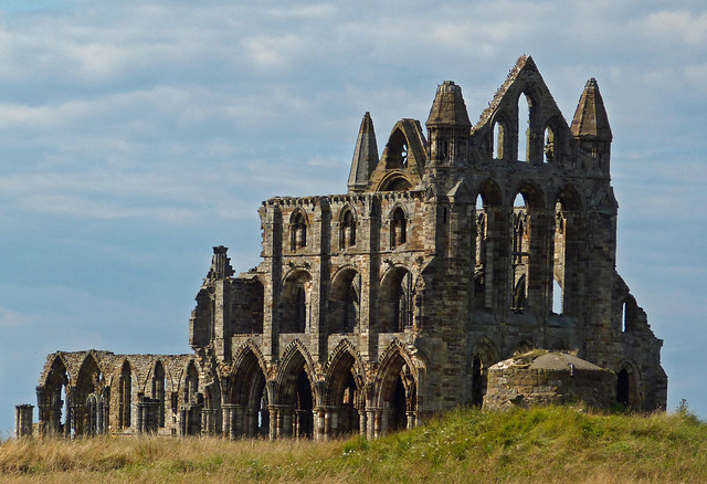 Whitby Abbey from Flickr via Wylio