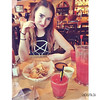 Taco twin date at La Casita Gastown in Vancouver BC