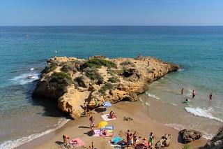Image of Cala Jobera. catalonia catalunya tarragona catalogne tarragonès costadorada costadaurada calajovera